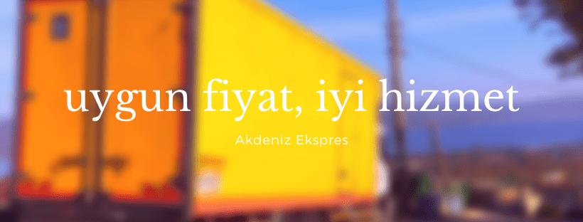 İstanbul Foça parça taşıma