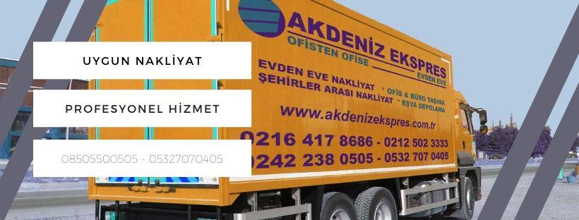 İstanbul uygun nakliye