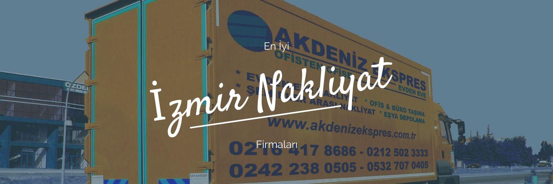 En iyi İzmir nakliyat firmaları