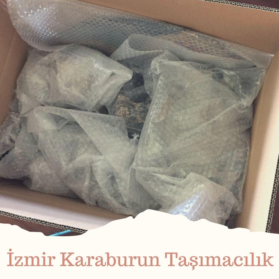 İstanbul Karaburun ev taşıma
