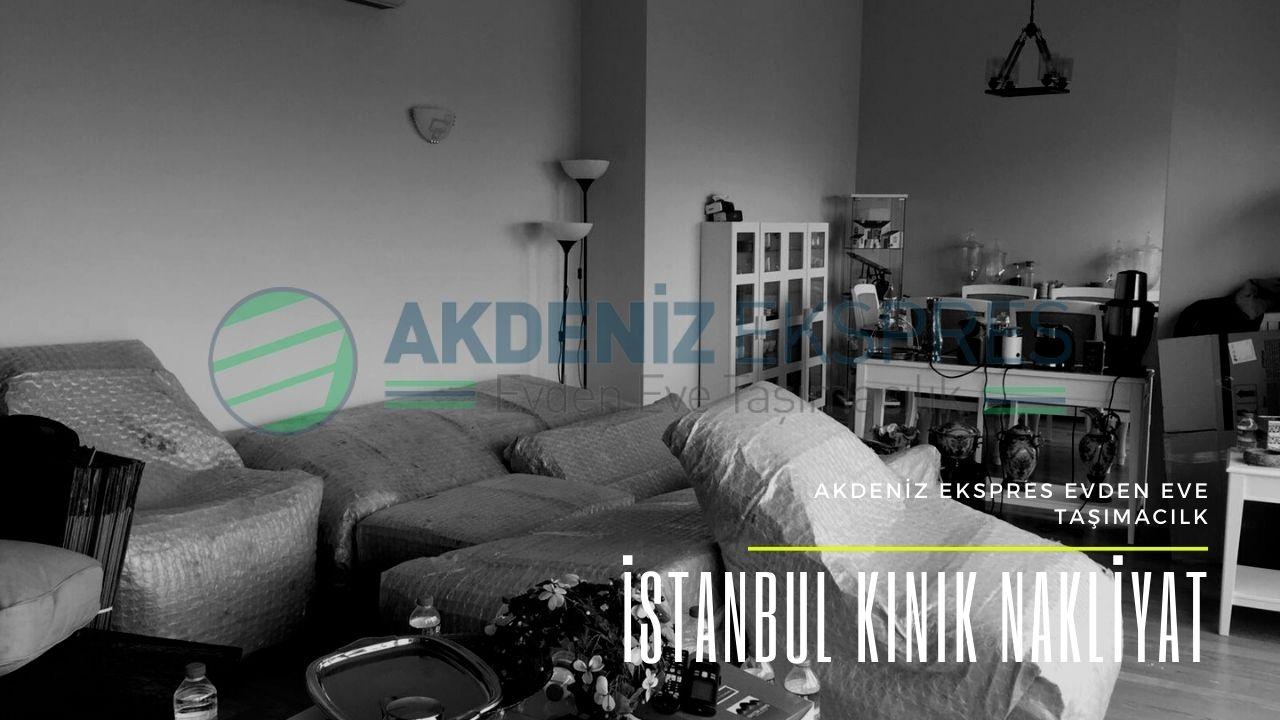 İstanbul Kınık evden eve nakliyat