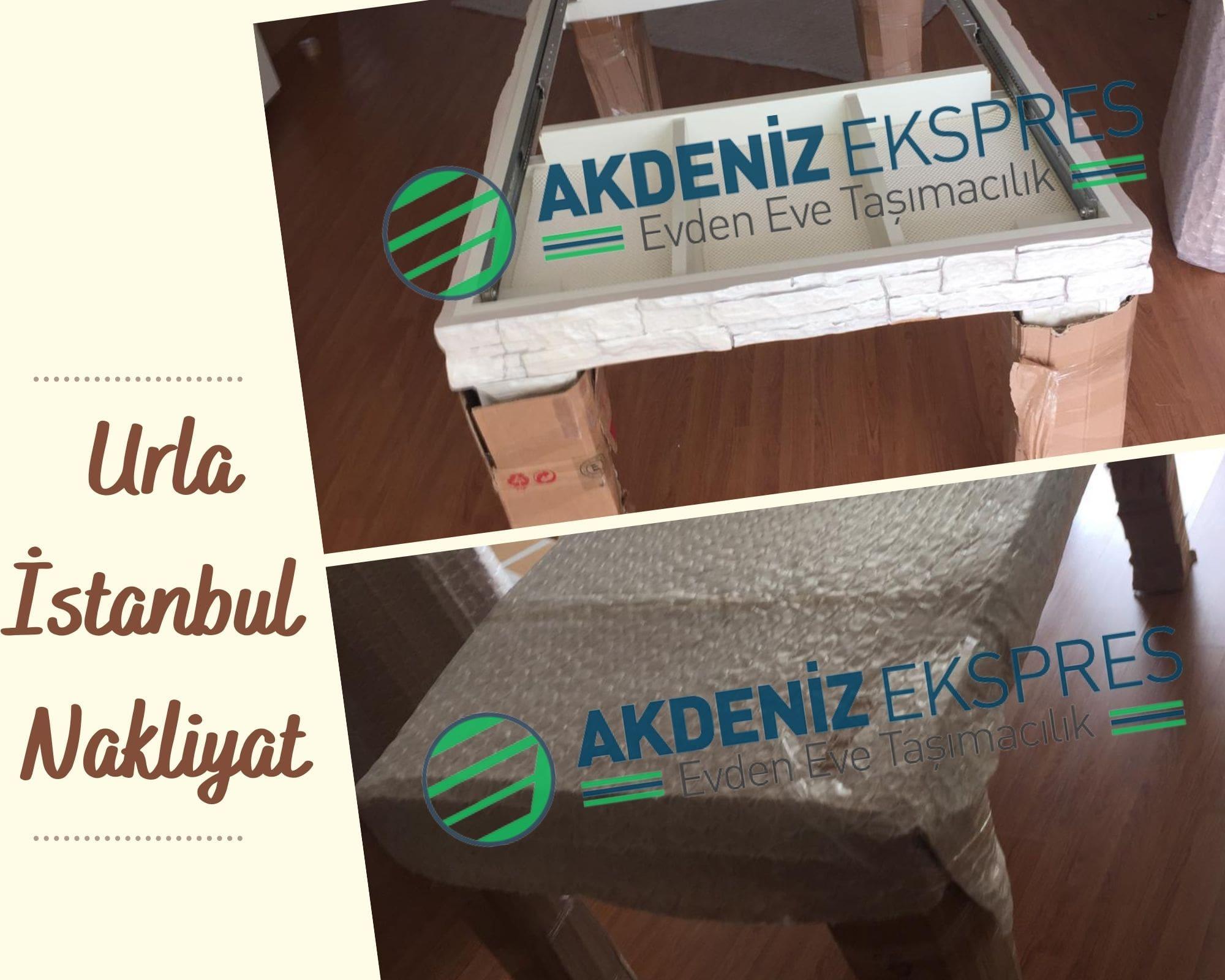 Urla İstanbul nakliye firmaları